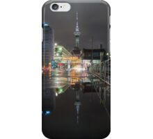 Auckland Cityscape Part II iPhone Case/Skin