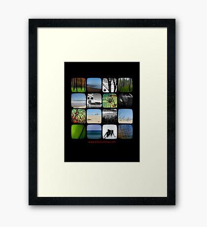 Kitsmumma Framed Print