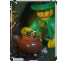 Pot of Gold (Alternate Focus) iPad Case/Skin