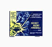 Secret agent fireball Unisex T-Shirt