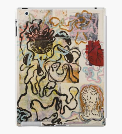 All for love  iPad Case/Skin