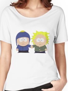 Tweek x Craig (South Park) Women's Relaxed Fit T-Shirt