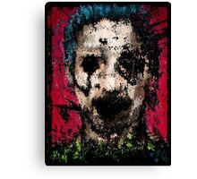 Where the Eternal comes to play in this world of death and decay. Canvas Print