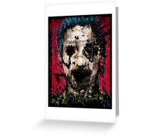 Where the Eternal comes to play in this world of death and decay. Greeting Card