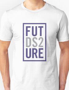 Future DS2 Logo (Transparent) Unisex T-Shirt