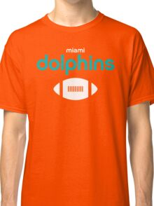Miami Dolphins  Classic T-Shirt