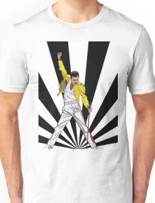 Freddie of Queen Unisex T-Shirt