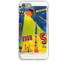 Spy in the Sky iPhone Case/Skin