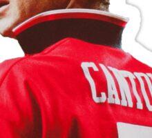 Eric Cantona x United Sticker