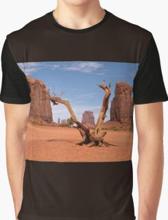 Monument Harmony Graphic T-Shirt