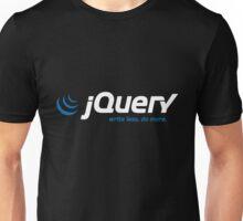 JQuery Unisex T-Shirt