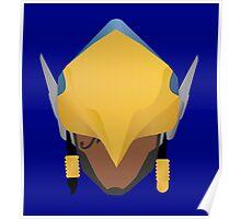 Minimalist Pharah Poster