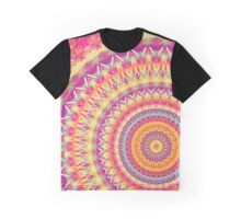 Mandala 045 Graphic T-Shirt