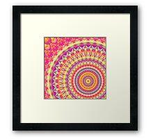 Mandala 045 Framed Print