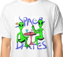 Space dates Classic T-Shirt