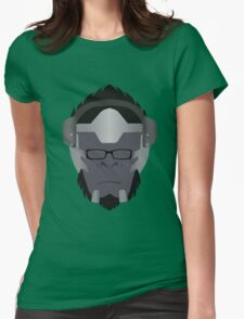 Minimalist Winston Womens Fitted T-Shirt