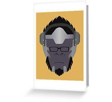 Minimalist Winston Greeting Card