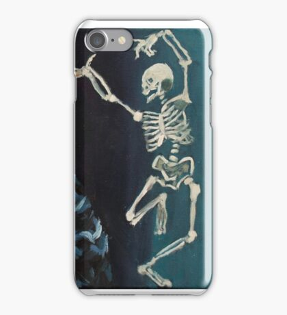 Death and the Maiden IX iPhone Case/Skin