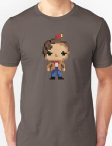 11th Doctor (8-bit) Unisex T-Shirt