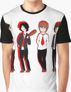 Revenge Graphic T-Shirt