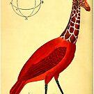 Bird Giraffe by ANewKindOfWater