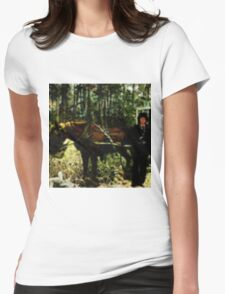 The Coachman Womens Fitted T-Shirt