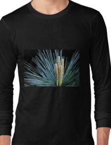 Evergreen shapes Long Sleeve T-Shirt