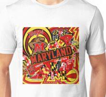 Maryland Collage  Unisex T-Shirt