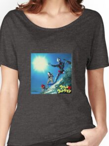 Surf Ultraman Women's Relaxed Fit T-Shirt