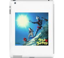 Surf Ultraman iPad Case/Skin