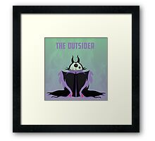 BB8 Friends Series 1 - The Outsider Framed Print