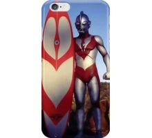 Surf Ultraman 1 iPhone Case/Skin