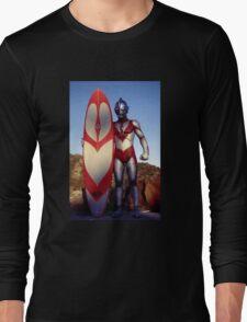 Surf Ultraman 1 Long Sleeve T-Shirt