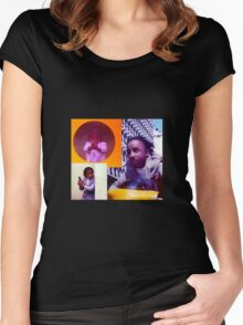 Weng Weng Superstar Women's Fitted Scoop T-Shirt