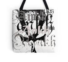 Urban Ankh Tote Bag