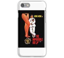 Weng Weng Superstar 3 iPhone Case/Skin
