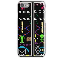 Texting With Aliens iPhone Case/Skin