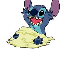 Happy Stitch :) by LikeYou