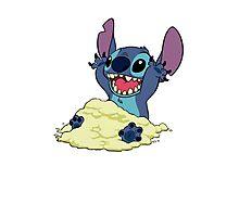 Happy Stitch :) Photographic Print