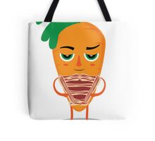 Vegan Proof Vest: Camron Carrot  Tote Bag