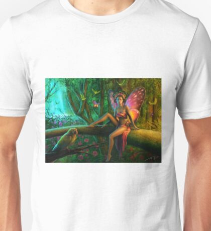 Exotic Butterfly Unisex T-Shirt
