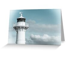 The Wollongong Breakwater Lighthouse Greeting Card