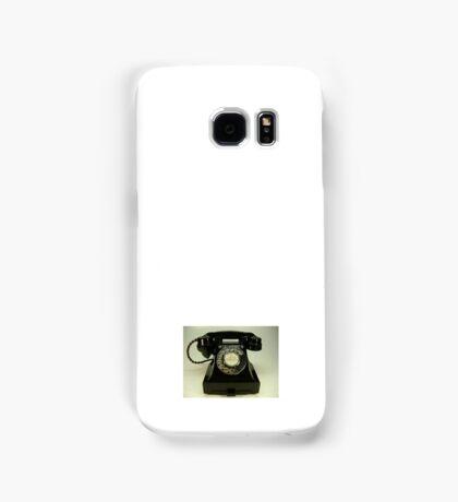 Old Telephone Samsung Galaxy Case/Skin