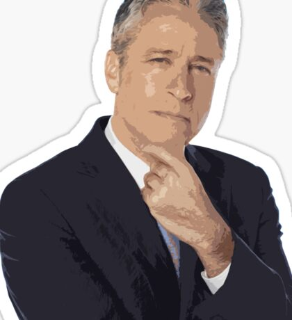 Jon Stewart Sticker
