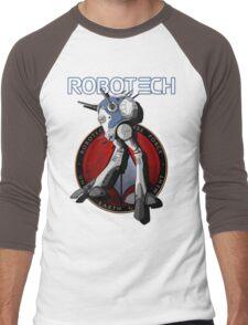 Regult Robotech macross zentradi zentran robot Men's Baseball ¾ T-Shirt