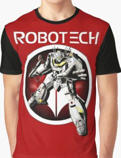 Robotech Graphic T-Shirt