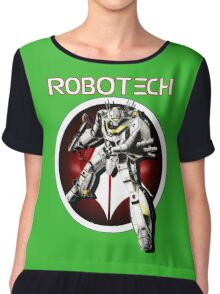 Robotech Chiffon Top