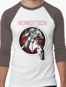 Robotech Men's Baseball ¾ T-Shirt