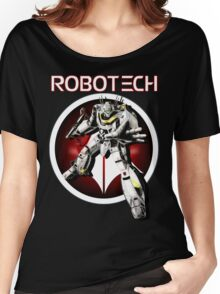 Robotech Women's Relaxed Fit T-Shirt