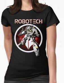 Robotech Womens Fitted T-Shirt